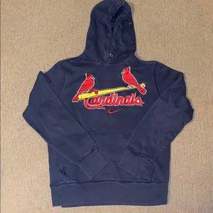 Cardinals Nike pullover hoodie